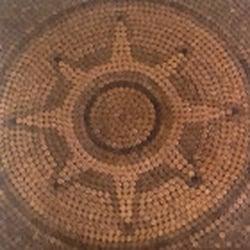 Kvs Mint Coin Tile Get Quote Flooring Saint Charles