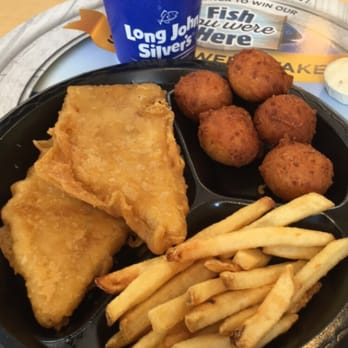 Long john silver s 25 photos 24 reviews fast food for Long john silvers fish recipe