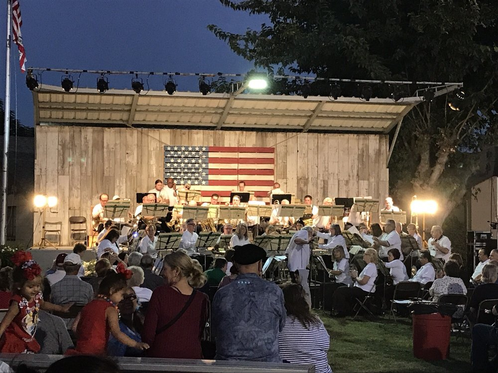 Caruthers Fair Association: 13595 S Raider Ave, Caruthers, CA