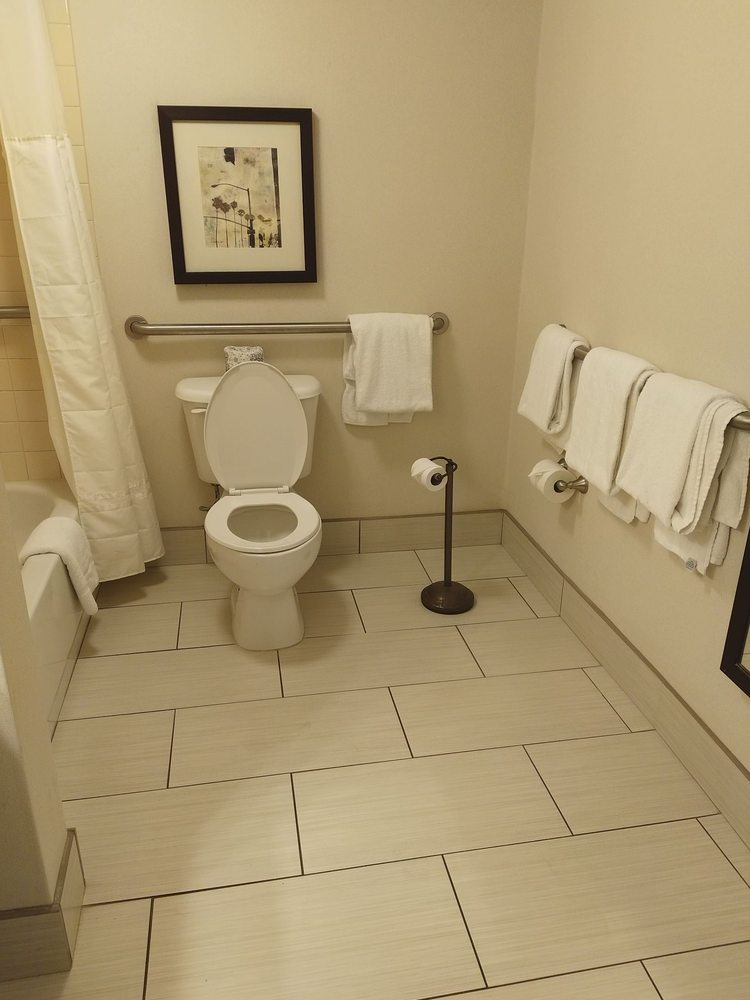 Handicap Accessible Bathroom Yelp