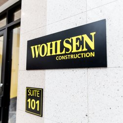Wohlsen Construction Company - Request a Quote - Contractors - 2321
