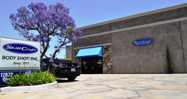 Skill Craft Body Shop Huntington Beach Ca