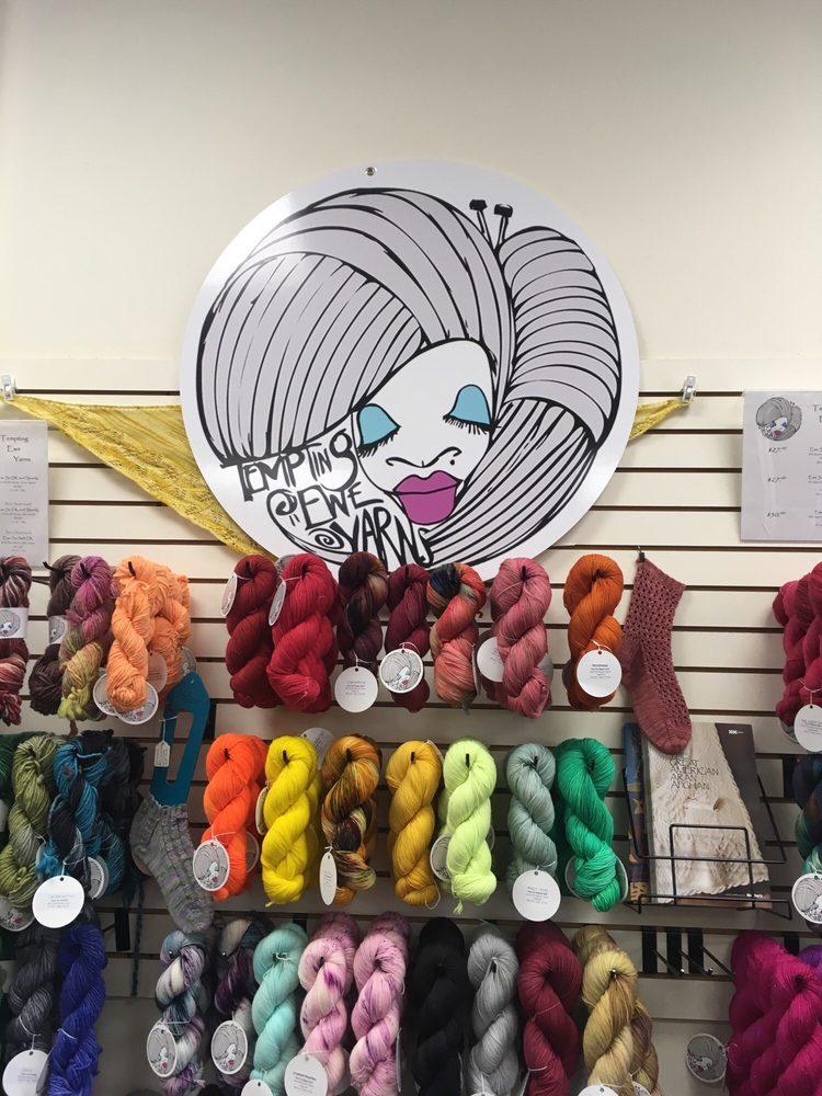 Cloverhill Yarn Shop