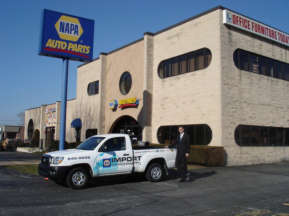 NAPA Auto Parts: 2051 Industrial Hwy, York, PA