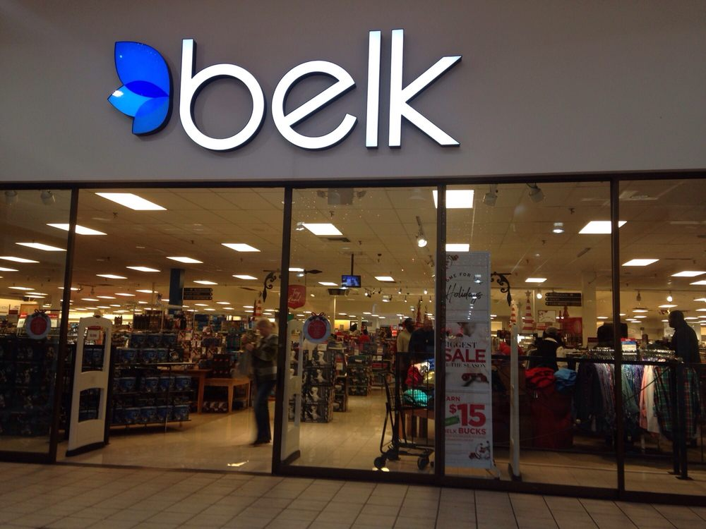 Belk Department Store: 1651 MS-1, Greenville, MS