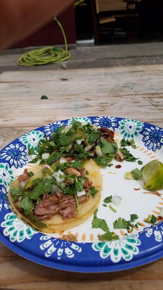 A Que Tacos: 125 S Samish Way, Bellingham, WA