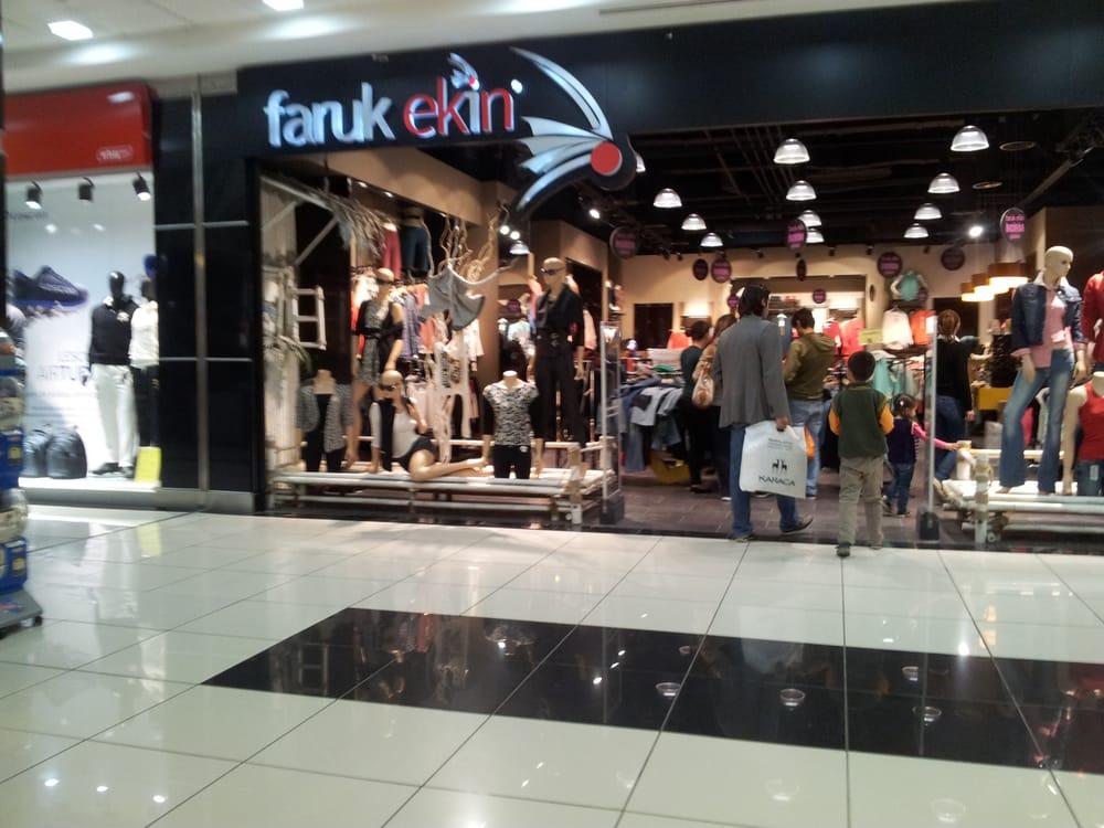 Faruk Ekin: Acity AVM, Ankara, 06