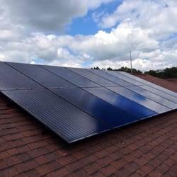Photo Of Optimize Solar Baton Rouge La United States Panels On