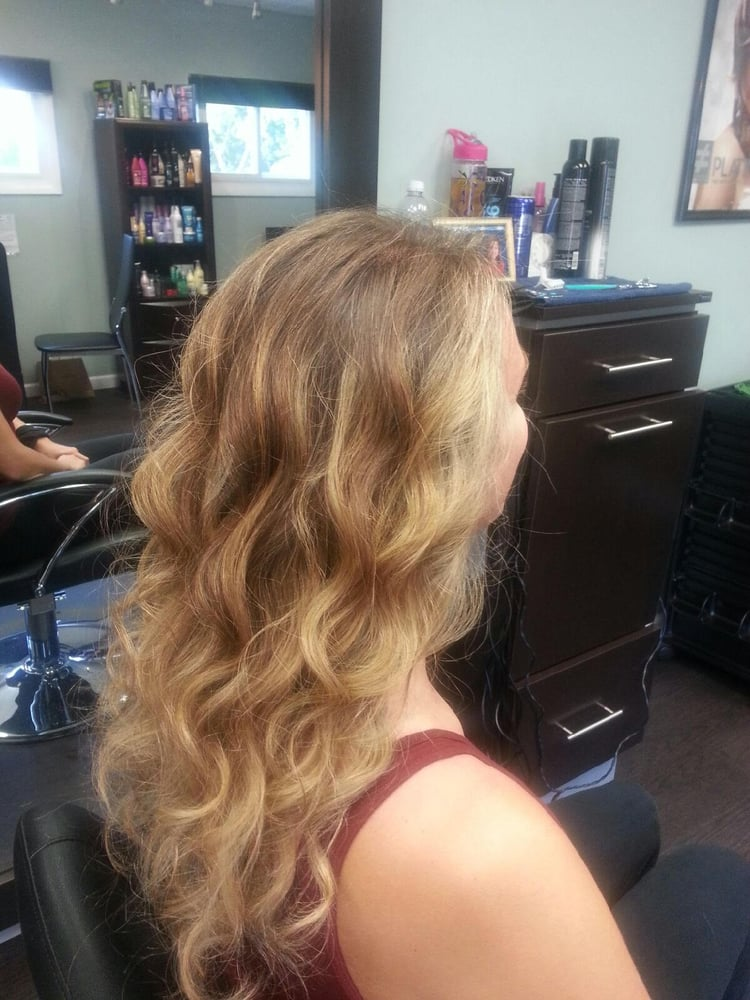 Color and cut by jessica yelp for A visionary salon