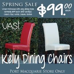 The Vast Interior Furniture Shops 216 Hastings River Drv Port