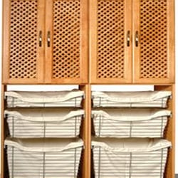 Photo Of Solid Wood Closets   Glendale, CA, United States. Closet  Organizers