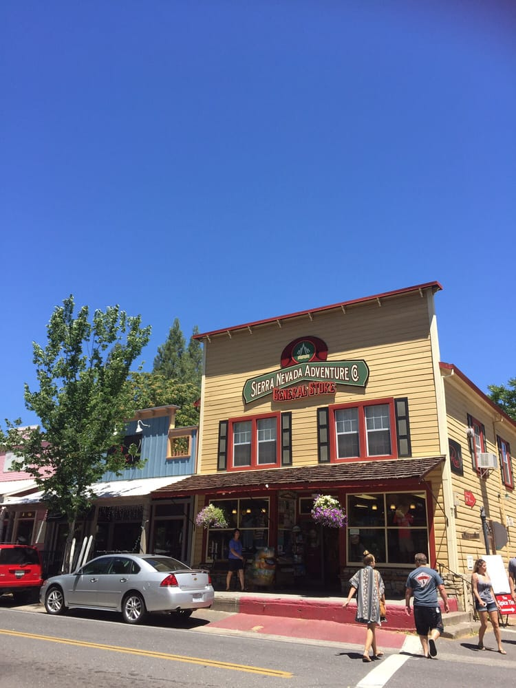 Sierra Nevada Adventure Co: 448 Main St, Murphys, CA