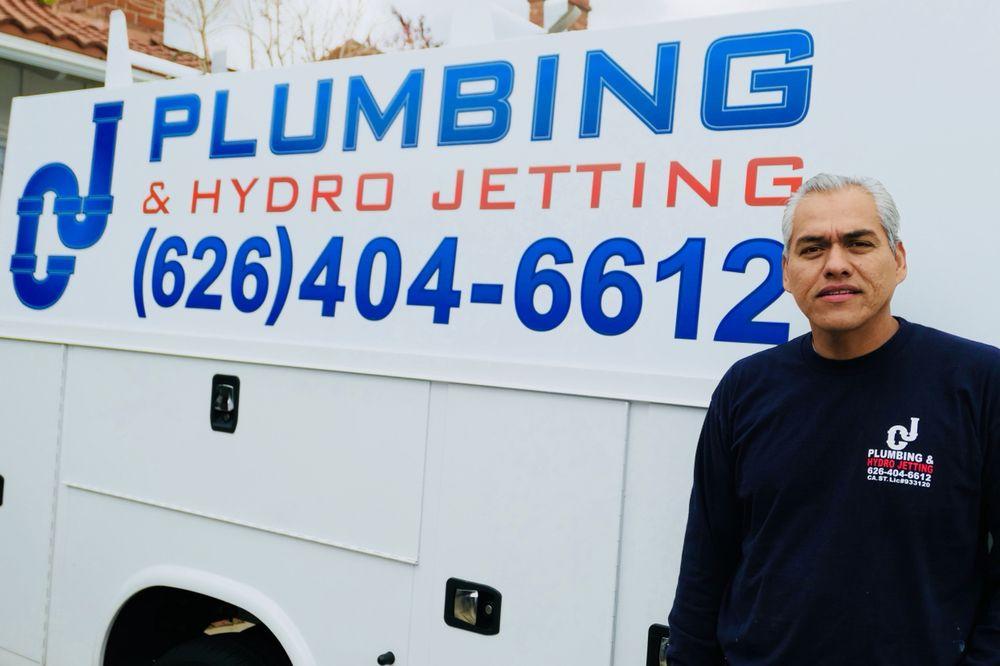 CJ Plumbing & Hydro Jetting