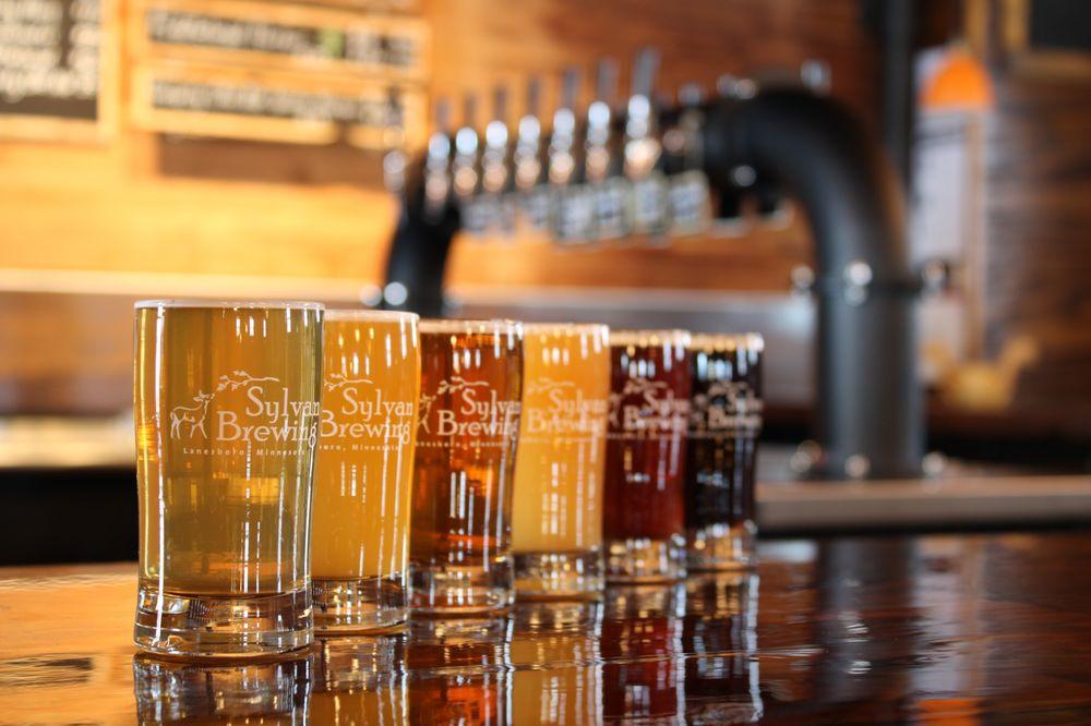 Sylvan Brewing: 100 Beacon St W, Lanesboro, MN