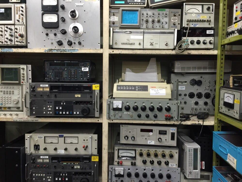Vintage electronics - Yelp