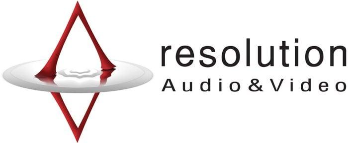Resolution Audio & Video