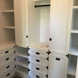 Photo Of CC Custom Cabinets   Chatsworth, CA, United States. Bedroom Closet