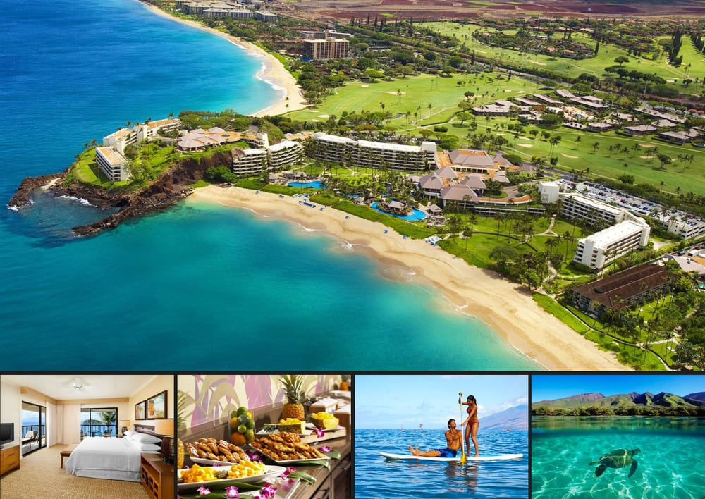 Maui Vacation Package With Breakfast For 2. Enjoy This All