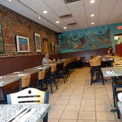Photo Of Muqueca Restaurant Cambridge Ma United States Interior