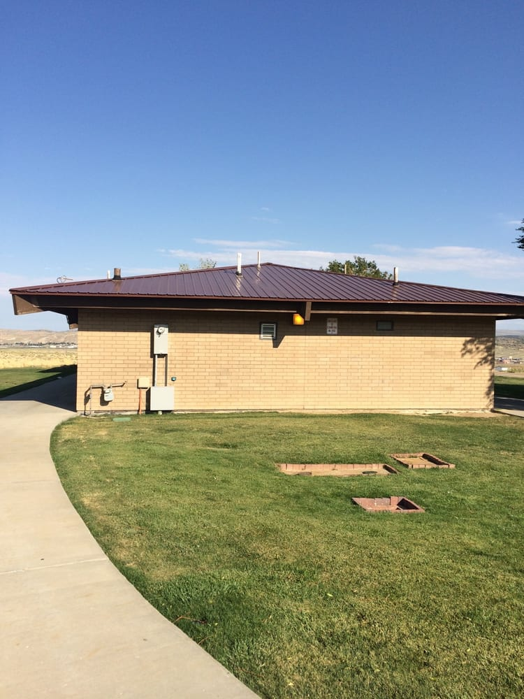 Crossroads Park: 506 White Mountain Rd, Rock Springs, WY
