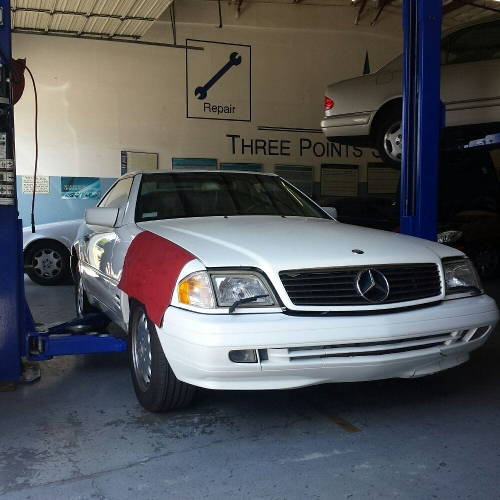 Three Points Star Motors - 75 Photos & 45 Reviews - Auto Repair - 5656  Auburn Blvd, Sacramento, CA - Phone Number - Yelp