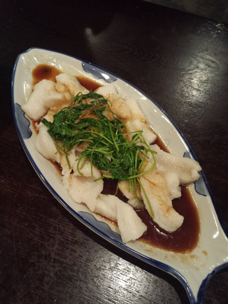Steamed Filet Fish Yelp