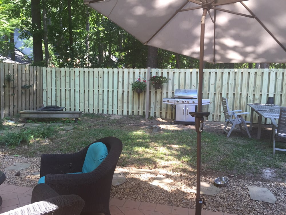 Clay's Lawn & Fencing: 12238 State Hwy 64 E, Tyler, TX