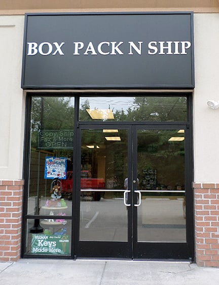 Box Pack N Ship: 150 Allendale Rd, King of Prussia, PA