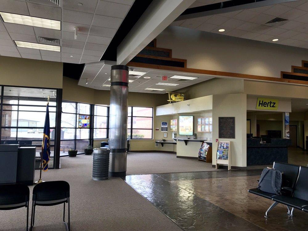 Western Nebraska Regional Airport: 250023 Airport Terminal St, Scottsbluff, NE
