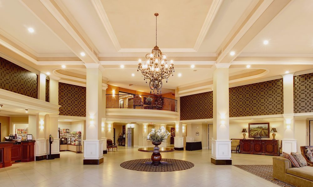 The Grand Hotel at Bridgeport: 7265 SW Hazelfern Rd, Tigard, OR