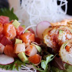 Photo Of Szechuan Restaurant Sedona Az United States Tango Roll