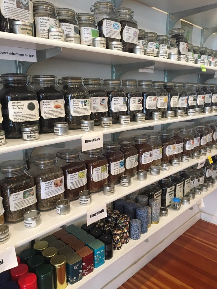 Social Spots from Oregon Coffee & Tea