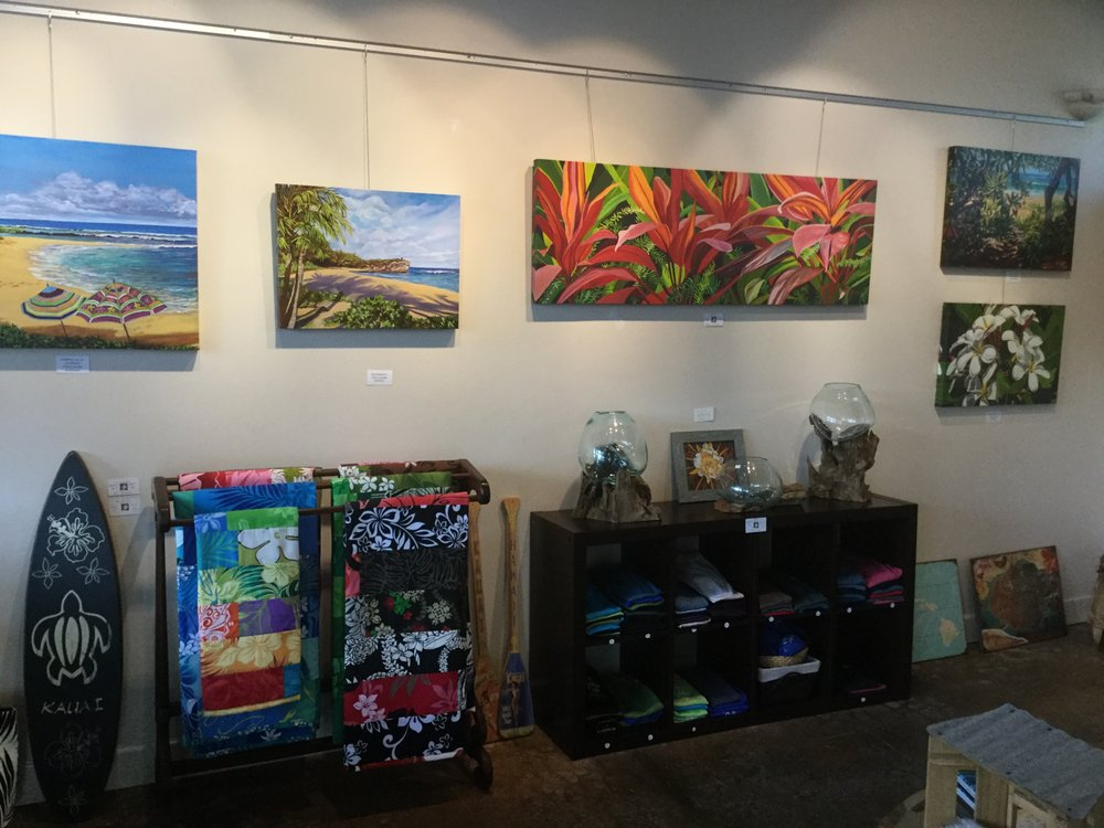 The Collection at the Cafe: 2-2560 Kaumualii Hwy, Kalaheo, HI