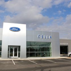 Photo Of Cella Ford S Service New Bern Nc United States