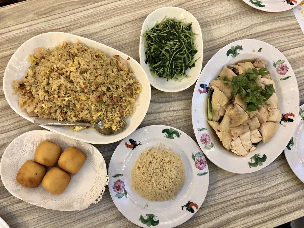 Wee Nam Kee Hainanese Chicken Rice Singapore