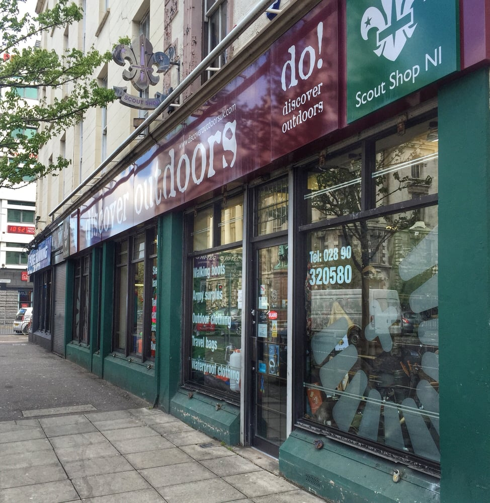Adult shops belfast