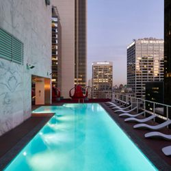 Photo Of The Standard Downtown La Los Angeles Ca United States