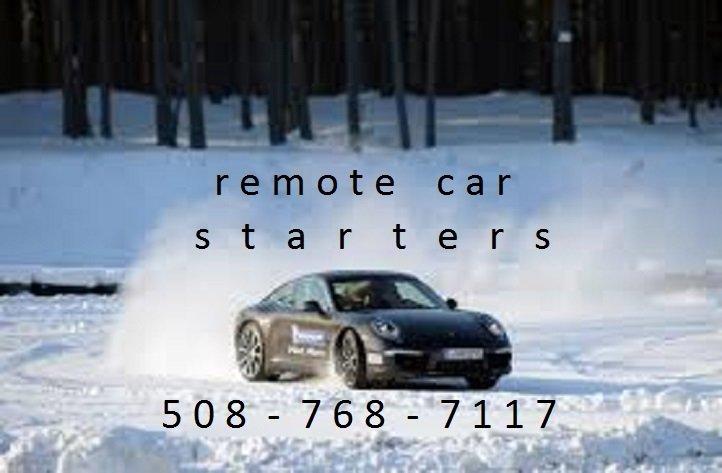 Remote Car Starters: Framingham, MA