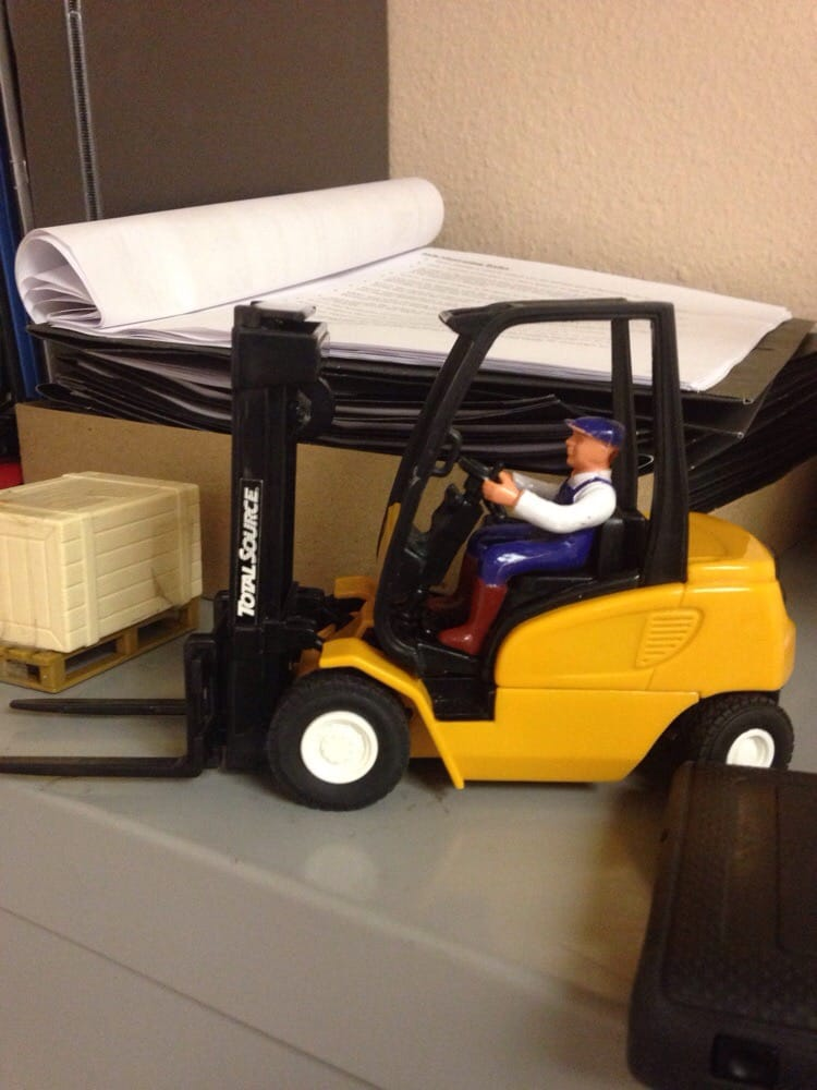 Houston Forklift Safety Professional Services 2530 Old Louetta