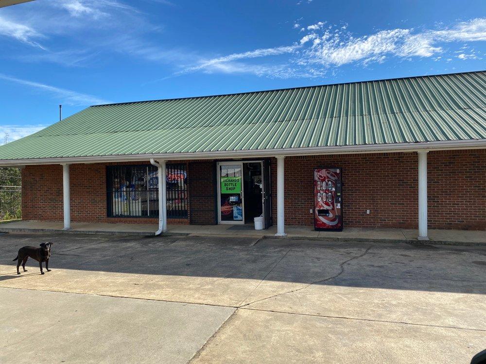 Richards Bottle Shop: 6991 Braswell Mountain Rd, Rockmart, GA