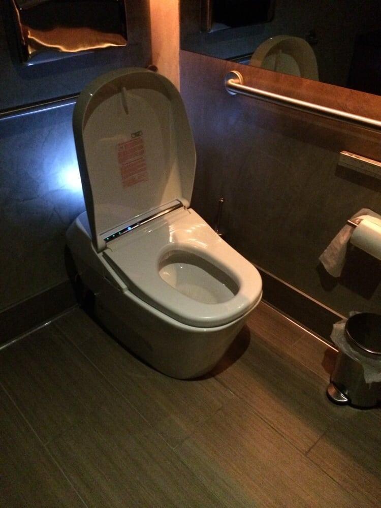 The smart toilet! Toto toilets. - Yelp