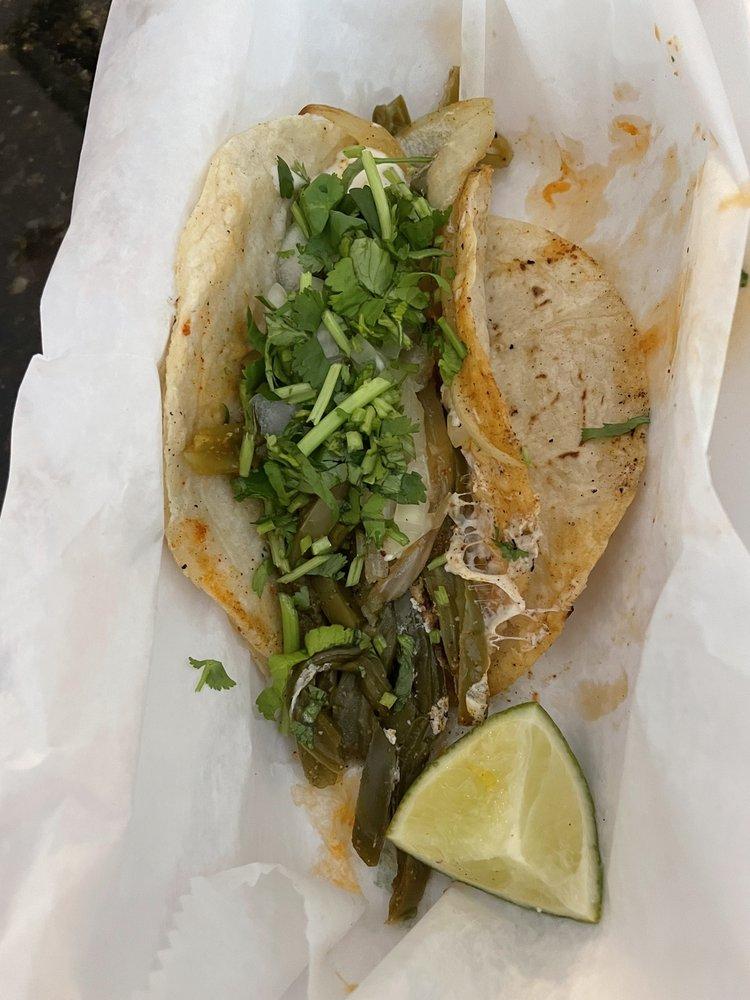 Food from Jefecitas Mobile Kitchen