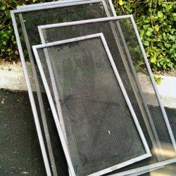 fix window screens near me