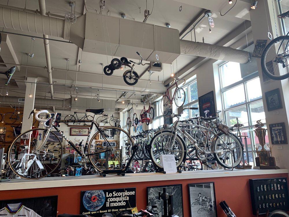 Classic Cycle: 740 Winslow Way NE, Bainbridge Island, WA