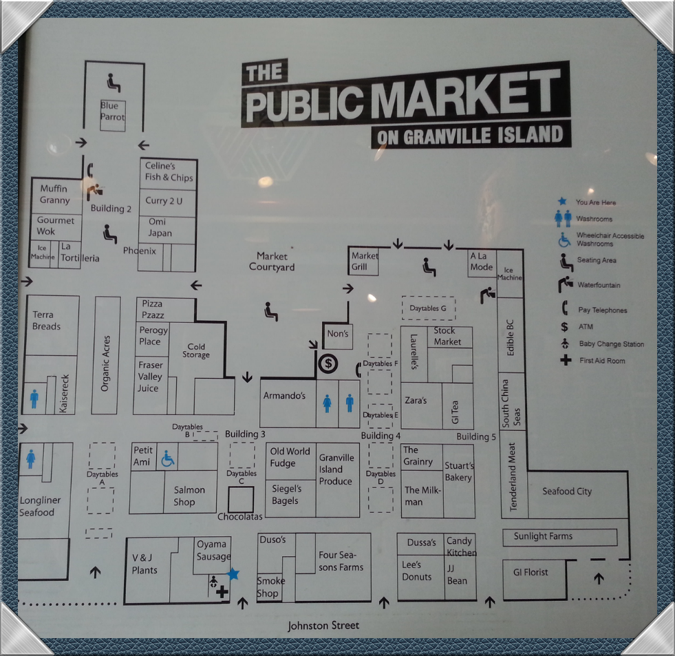 Granville Islands market map Yelp