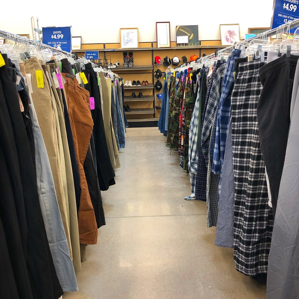 Goodwill Industries of Denver - Lakeside: 5825 W 44th Ave, Lakeside, CO