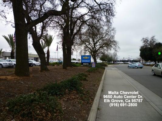 Maita Chevrolet 9650 Auto Center Dr Elk Grove, CA Auto Dealers   MapQuest