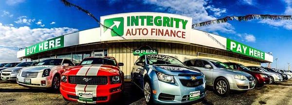 Integrity Auto Finance 3333 S I 35 Service Rd Oklahoma City Ok Auto