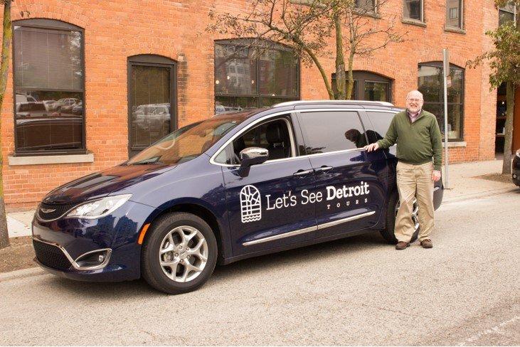 Let's See Detroit Tours: 535 Griswold St, Detroit, MI