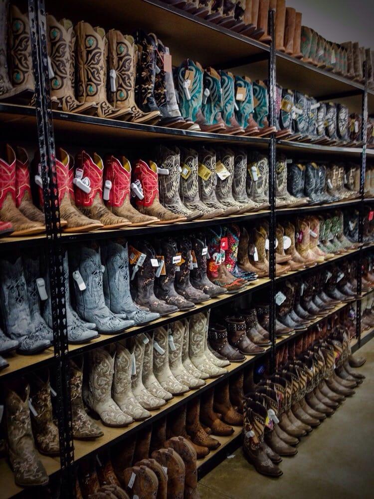 Boot Barn: 1113 E Tyler St, Athens, TX